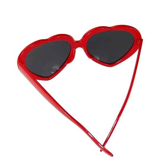 Meisijia L'amour coeur mignon forme de conception Lunettes de soleil 3WwUtfB3W