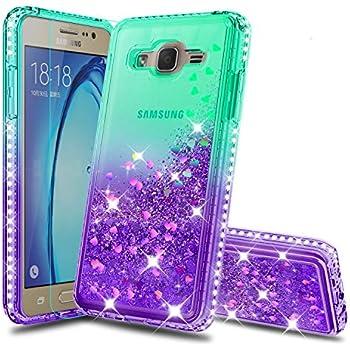 Amazon Com Galaxy On5 Case Silverback Girls Bling