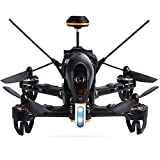 Walkera F210 Professional Racer Quadcopter Drone w/ Devo 7 Transmitter 700TVL Night Vision Camera OSD Ready to Fly Set Mode 2 by Walkera