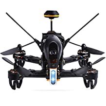 Walkera F210 Professional Racer Quadcopter Drone w/ Devo 7 Transmitter 700TVL Night Vision Camera OSD Ready to Fly Set Mode 2 by Walkera