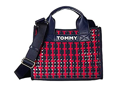 Amazon.com: Tommy Hilfiger - Mini bolsa convertible para ...