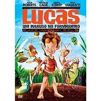 DVD Lucas Um Estranho no Formigueiro [ The Ant Bully ] [ Audio and Subtitles in