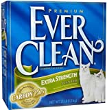 Ever Clean Extra Strong Scented Cat Litter, 25-Pound by Ever Clean
