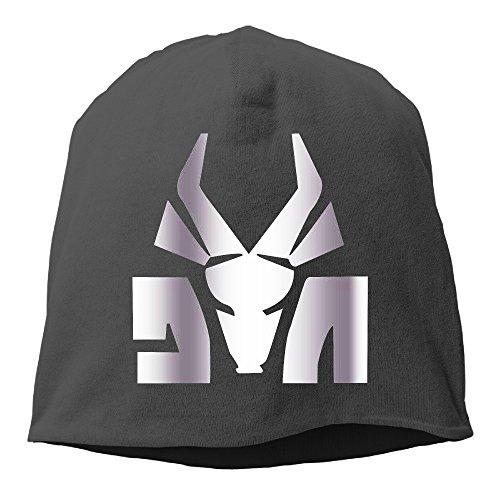 ASAS-Die-Antwoord-Band-Platinum-Logo-Woolen-HatsPlush-HatHead-Cap