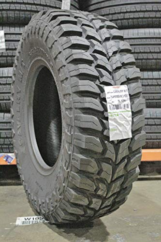 - Road One Cavalry M/T Mud Tire RL1264 31 10.50 15 31x10.50-15, C Load Rated