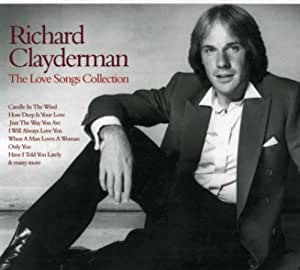 Love Song Collection Richard Clayderman Robin Gibb