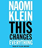 img - for This Changes Everything: Capitalism vs. The Climate by Naomi Klein (2014-09-16) book / textbook / text book