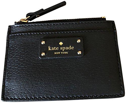 Kate Spade Credit Card Holder Black