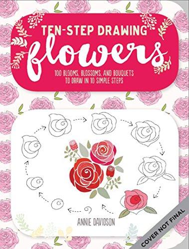draw flowers - 8