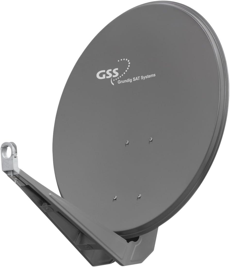 Grundig STA 100 Antracita - Antena (10,75-12,75 GHz, 40,1 dBi ...