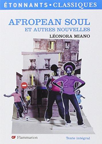 Afropean Soul et autres nouvelles