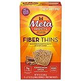 Metamucil Fiber Thins Cinnamon Spice – 12ct