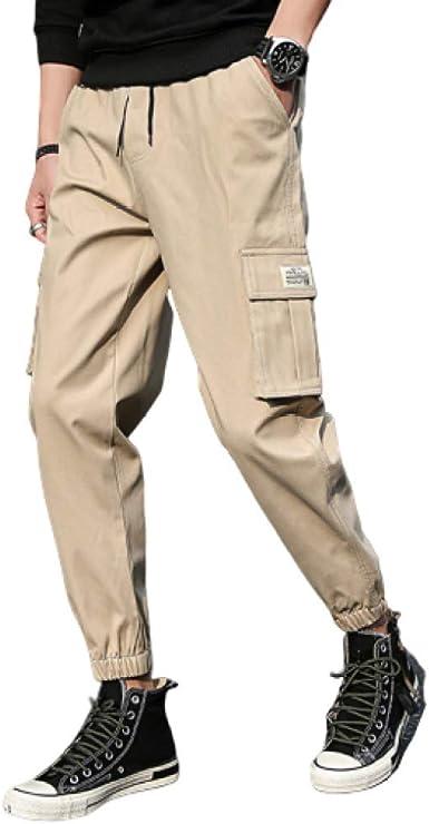 nobranded Pantalones para Hombre Pantalones de Escalada para ...