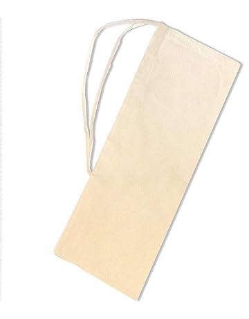 SACASAC ® Bolsa de baqueta - Protección - Asa de Transporte - 25 x 65 cm
