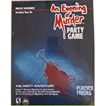 An Evening of Murder Party Game - Forever Friends