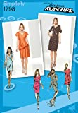 Simplicity Project Runway Collection 1798 Misses Dress Sewing Pattern, Size D5 (4-6-8-10-12)
