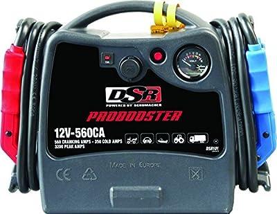 Schumacher PRO BOOSTER, 12V, 560A DSR101
