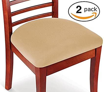 Bon Kleeger Chair Covers Protective U0026 Stretchable: Fits Round And Square Chairs.  For Kids,