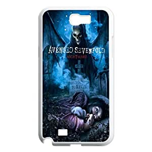 Generic Case Avenged Sevenfold For Samsung Galaxy Note 2 N7100 A2Q1117857
