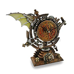 The Vault by Alchemy The Stormgrave Chronometer Clock