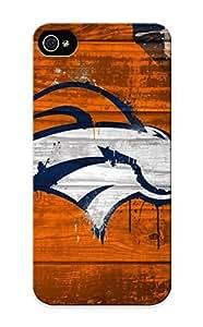 Case Cover/Case For Sam Sung Note 4 Cover Defender Case Cover(denver Broncos Nfl Football Fo ) Gift For Christmas