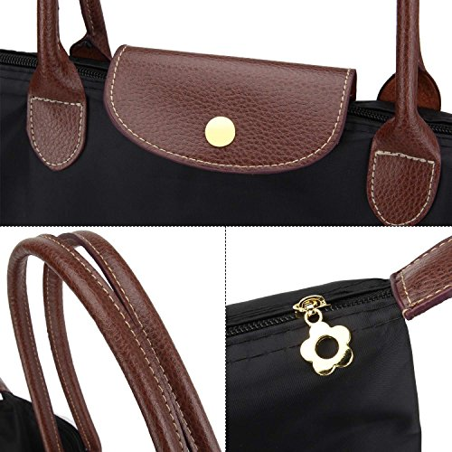 Shoulder Womens Handbag Skull Fashion Bags Black Hobo Tote Bag Beach Colorful rAwOqYAF