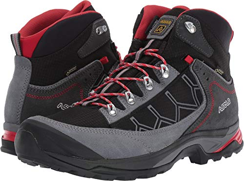 Asolo Men's Falcon GV Grey/Black 10.5 D US