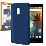 Orzly® - Exec-Armour Case for OnePlus 2 SmartPhone (ONE PLUS TWO - 2015 Dual SIM Model) - BLUE