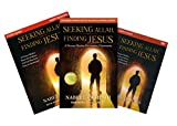 Nabeel Qureshi Full Set - Seeking Allah, Finding Jesus: A Devout Muslim Encounters Christianity (Book , DVD , and Study Guide)