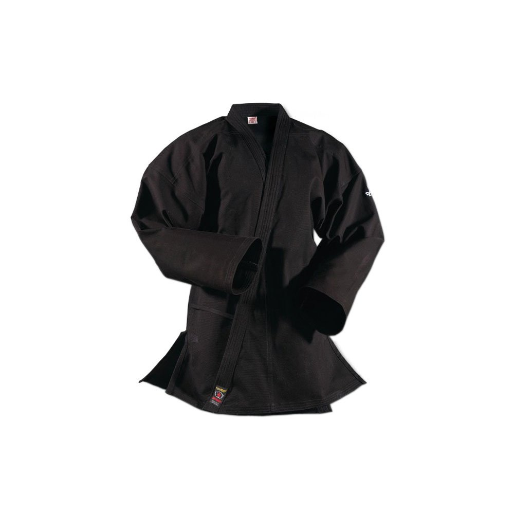 DanRho Ju Jutsu Anzug Shogun Plus - schwarz, Größe 160 cm;Farbe Schwarz
