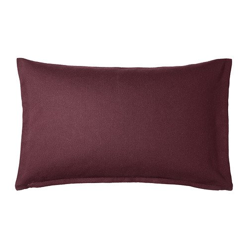IKEA DANSBO - Funda de cojín, rojo-lila - 40x65 cm: Amazon ...