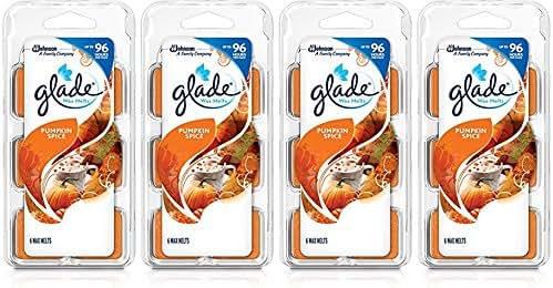 Glade Wax Melts - Pumpkin Spice (4 Pack)