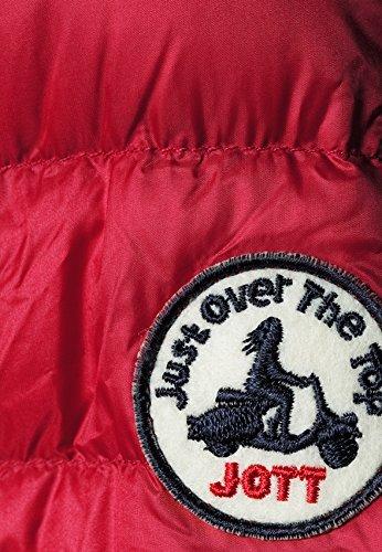 Red Cha Manches Jott Longues Rouge Doudoune qzxwIAA