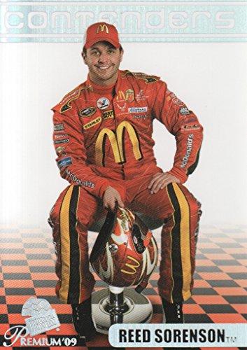 2009 Press Pass Premium NASCAR Racing #26 Reed Sorenson