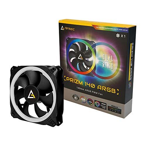 Antec Prizm 140mm Addressable RGB Case Fan Radiator