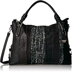 top zip tote with removable adjustable crossbody strap