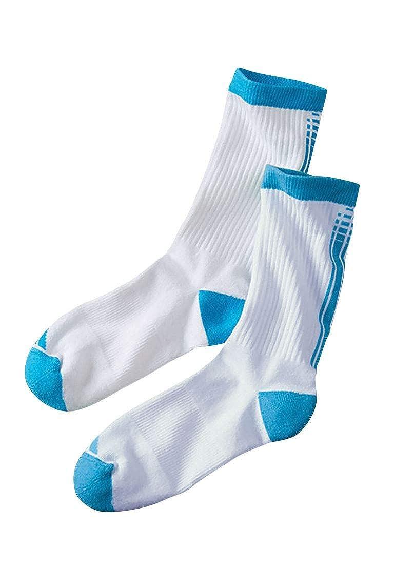Ks Sport Men's Big & Tall Crew Sock 2-Pack