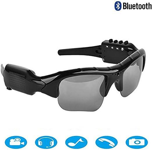 Gafas Polarizadas Deporte Bici Anti UV400 Grabadora de video Gafas ...