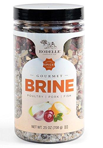 Rodelle Gourmet Brine, 25 Ounce