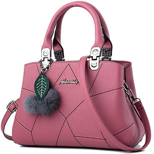 Sac main Rosé main a d'épaule Femme Sacs Kaichen Simple à Women Pour Sac Mode Ozpqwc8RFx