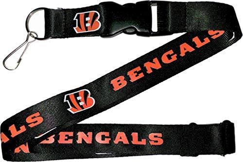 aminco NFL Cincinnati Bengals Team Lanyard from aminco