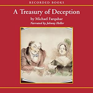 A Treasury of Deception Audiobook