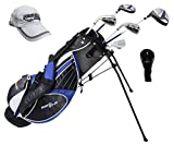 Paragon Golf Youth Golf Club Set, Blue, Ages 11-13 - Left Handed