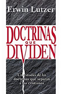 Doctrinas que dividen (Spanish Edition)
