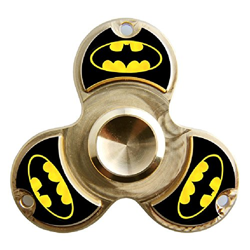 WENSE Fidget Spinner Toy Ultra Durable Pure copper Bearing High Speed 6-9 Min Spins Precision Metal Hand Spinner EDC ADHD Focus Anxiety Stress Relief Boredom Killing Time Toys (spiderman) by WENSE (Image #6)
