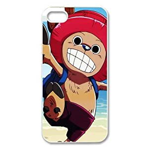 Unique Design Japanese Hot Cartoon One Piece Cute Anime Tony Tony Chopper Hand Painted Printed TPU Cover Case Protector for Iphone 5/5S Case-2