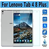 Lenovo Tab 4 8 Plus SmartLike 2.5D 9H HD+ Anti Finger Print , SmartLike Premium Tempered Glass For Lenovo Tab 4 8 Plus