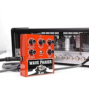 xvive wave phaser bass guitar effects pedal w1 musical instruments. Black Bedroom Furniture Sets. Home Design Ideas