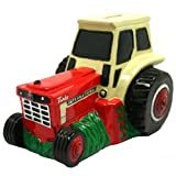 Case International 'IH' Tractor Piggy Bank Gift Boxed