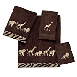Avanti Linens Animal Parade 4 Piece Towel Set
